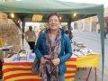 Blanca Busquets alla Fiera del libro Sant Jordi à l