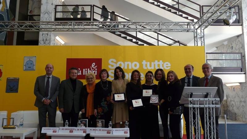 2016: il Premio Alghero donna dedicato a Grazia Deledda con